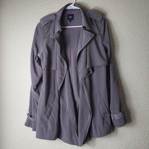 gap gray jacket (Women's small)